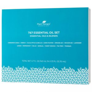 7 & 7 Essential Oil Set Illóolaj Szettxx