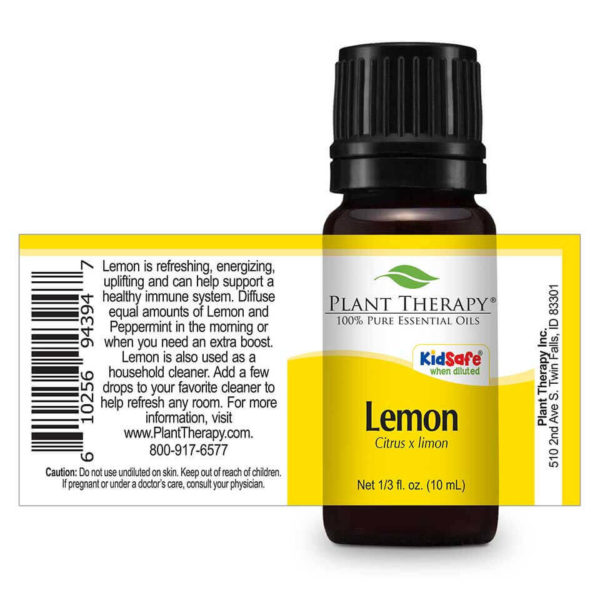 Lemon - Citrom illóolajxx