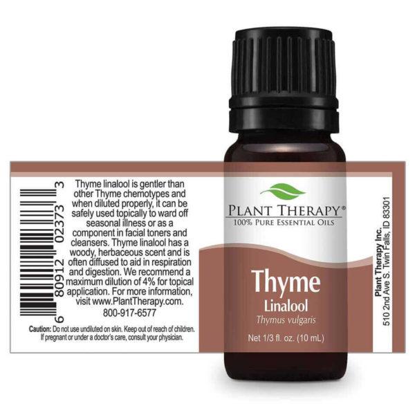 Thyme Linalool - Kakukkfű ct. linalool illóolajxx
