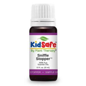 Sniffle Stopper KidSafe - Orrdugulás elleni illóolaj keverékxx