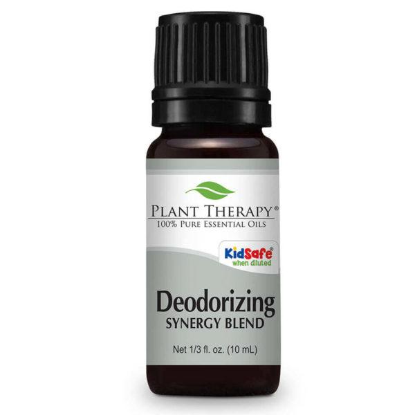 Deodorizing - Természetes dezodor illóolaj keverékxx