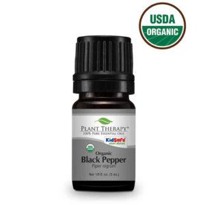 Black Pepper Organic 5 ml - Organikus Feketebors illóolajxx