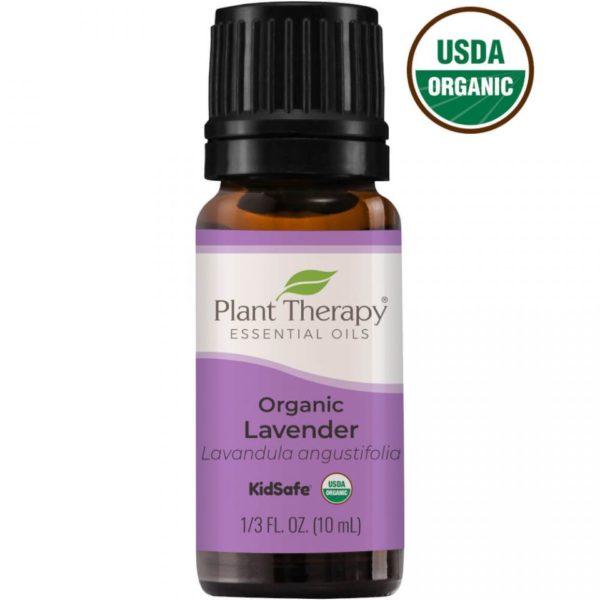 Lavender Organic - Organikus Közönséges Levendula illóolajxx