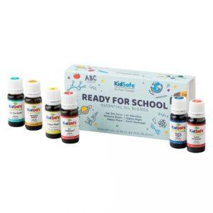 Ready for School KidSafe - Készen az iskolára illóolaj szettxx