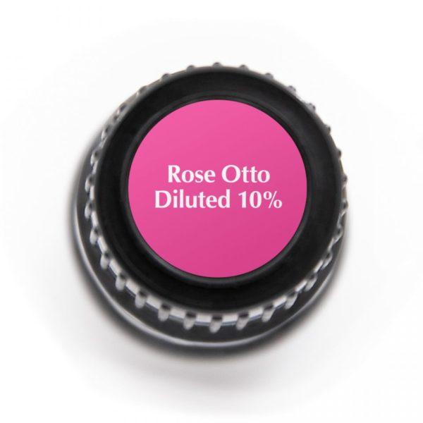Rose Otto Diluted 10% - Damaszkuszi Rózsa illóolajxx