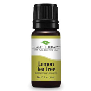 Lemon Tea Tree - Citromillatú Teafa illóolajxx