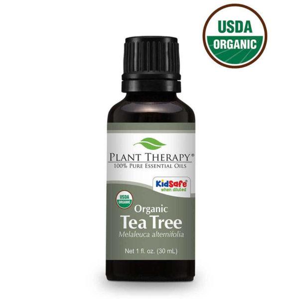 Tea Tree Organic - Organikus Teafa illóolaj 30 mlxx